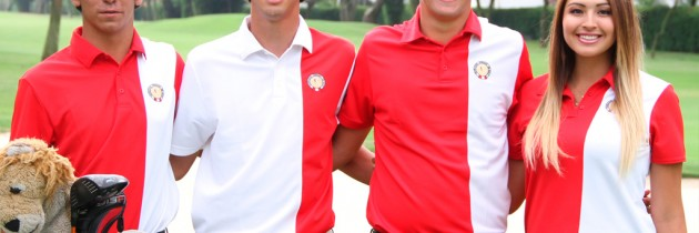 Elite golf players chase title at Lima Golf Club