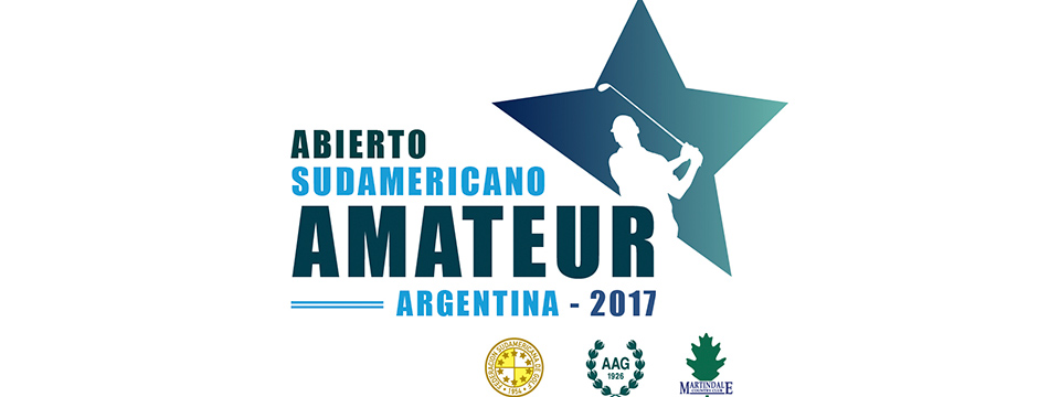 Check out the tee times of the first two rounds of the South American Amateur Open 2017